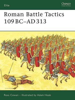 the tactics of the fierce roman army