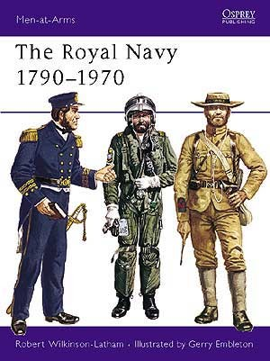 The Royal Navy 1790–1970