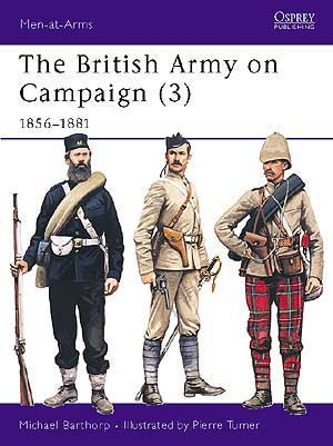 The British Army on Campaign (3)