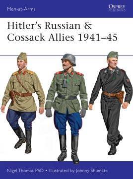 Hitler's Russian & Cossack Allies 1941–45 - Osprey Publishing