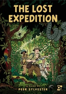 The Lost Expedition -  Osprey Publishing