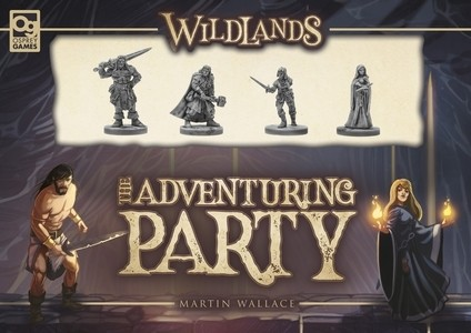 The Adventuring Party: Wildlands  -  Osprey Publishing