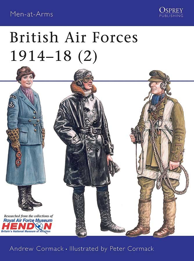 British Air Forces 1914–18 (2)