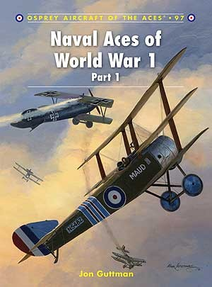 Naval Aces of World War 1 Part I
