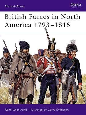British Forces in North America 1793–1815