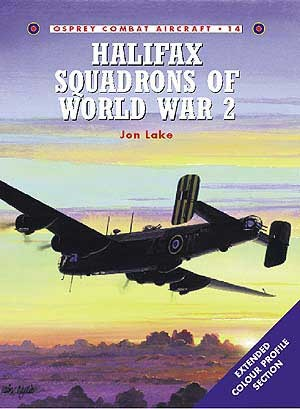Halifax Squadrons of World War 2