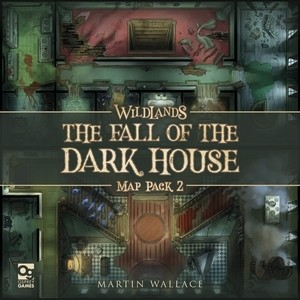Wildlands: Map Pack 2: The Fall of the Dark House -  Osprey Publishing