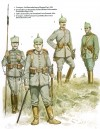 The German Army, 1914-18