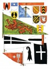 Banners, Fahnlein and Heraldry