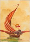 GALLEY ARMAMENT, & BARBARY GALIOT, 16th CENTURY