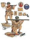 504th & 505th PARACHUTE INFANTRY REGIMENTS; SICILY & ITALY, 1943