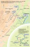 Campaign and Battle of First Manassas or Bull Run, 16-21 July 1861
