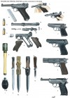 SIDEARMS AND PERSONAL WEAPONS
