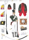 Private, Moscow Grenadiers, Smolensk Inspection, 1805