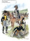 Heavy Cavalry and Engineers, Campaign Dress, 1815