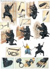 NINJA SPECIALISED EQUIPMENT AND ITS USE