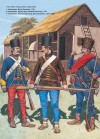 The first regulated uniforms