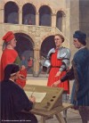 Condottieri recruitment, mid-15th century