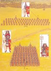 LEGIONARY CENTURIES IN CLOSE AND OPEN ORDER