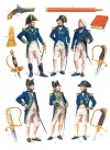 Admirals and captains: uniforms, weapons and personal effects