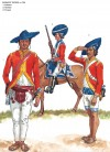 Carnatic Troops, c.1785