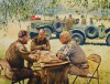 Command decisions: Patton and Bradley on Sicily, July 1943