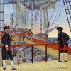 Quarterdeck View - Bonhomme Richard