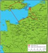 Northern France and Southern England in the Early 15th Century