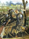 The Battle of Hafrsfjord c.872