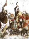 Death of Aethelhere at the battle of Winwaed, AD 655