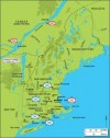 Colonial New England C.1775