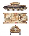 Covenanter Mark III; HQ Guards Armoured Bde, Guards Armoured Div.
