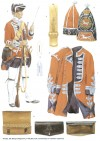 PRIVATE, 8TH (KING'S) REGIMENT, 1748