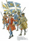 Foreign Infantry, 1720s