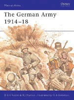 The German Army 1914–18