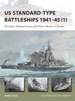 US Standard-type Battleships 1941–45 (1)