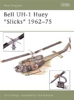 "Bell UH-1 Huey ""Slicks"" 1962–75"
