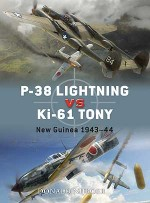 P-38 Lightning vs Ki-61 Tony
