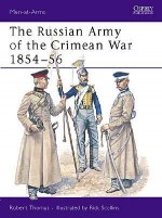 The Russian Army of the Crimean War 1854–56