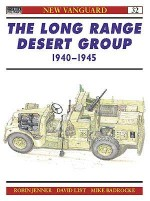 The Long Range Desert Group 1940-1945