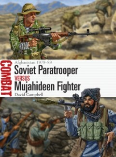 Soviet Paratrooper vs Mujahideen Fighter