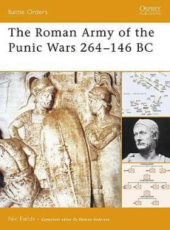 The Roman Army of the Punic Wars 264–146 BC
