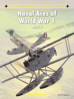 Naval Aces of World War 1 part 2