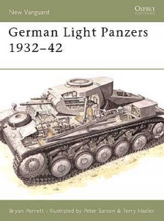 German Light Panzers 1932–42