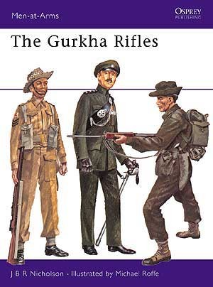 The Gurkha Rifles