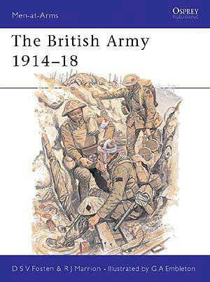 The British Army 1914–18