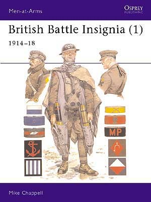 British Battle Insignia (1)