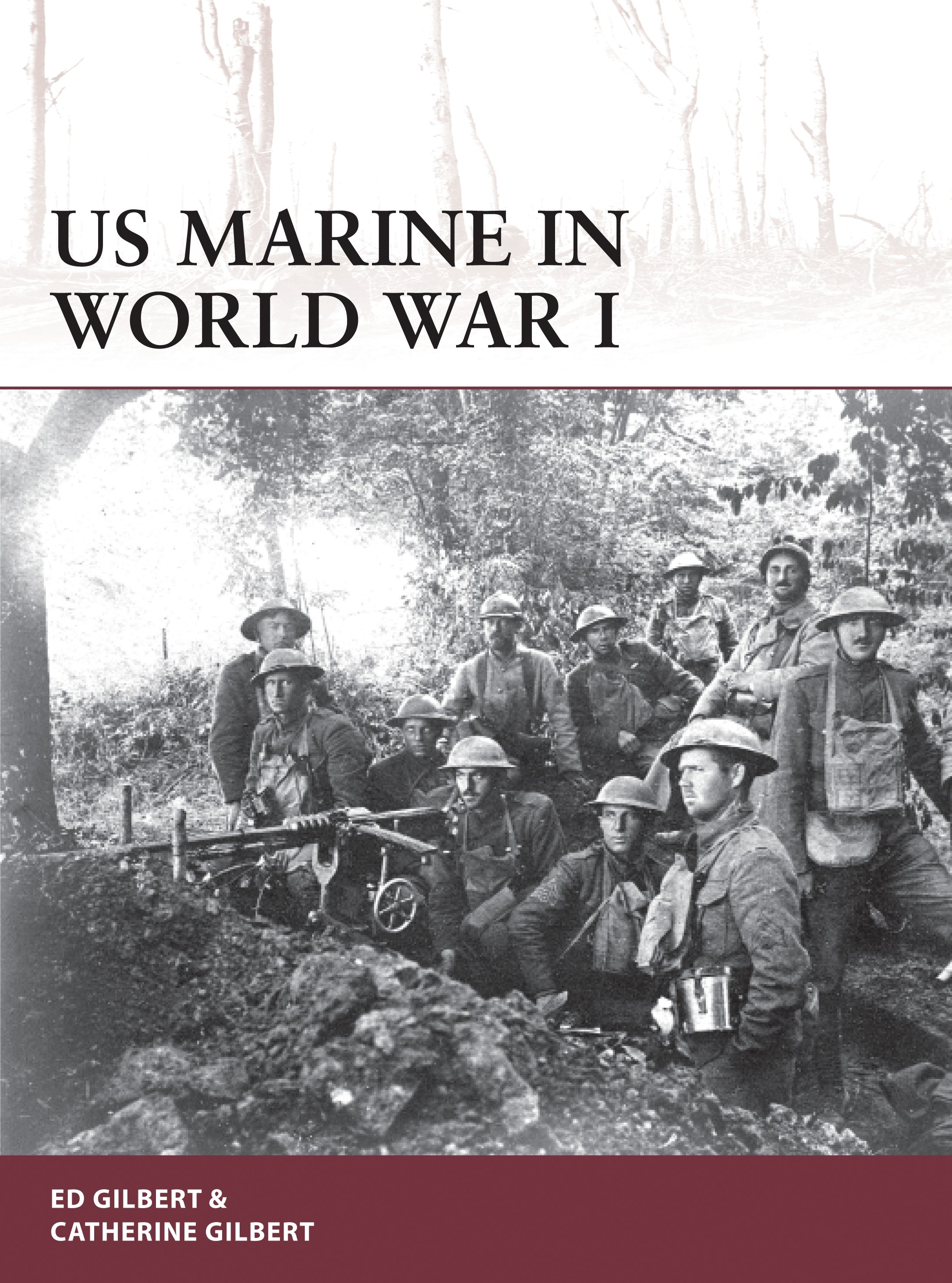 US Marine in World War I