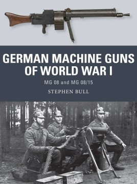 German Machine Guns of World War I