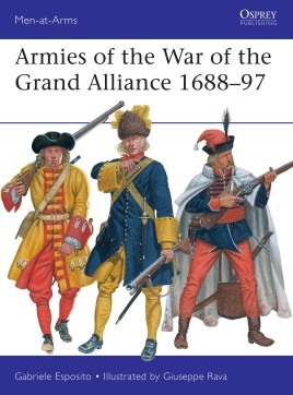 Armies of the War of the Grand Alliance 1688–97